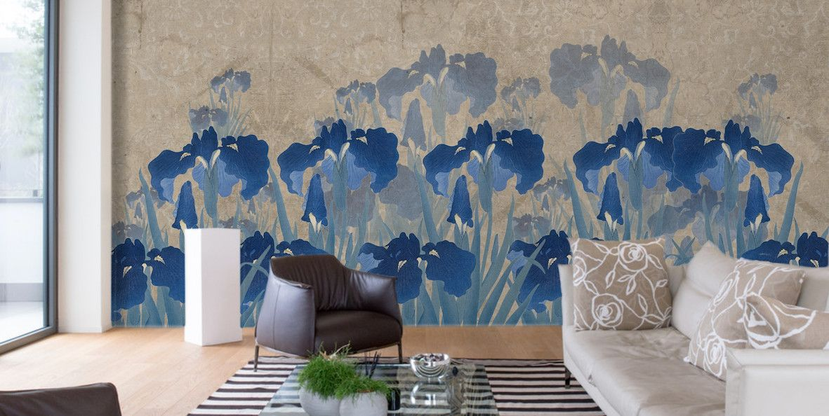 Design Your Own Wallpaper From A Painting